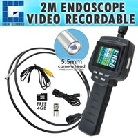 VID-71R-5.5-2M 5.5mm Cámara 2M Cable Grabable Video Inspection 2.4