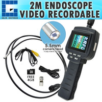 VID-71R-5.5-2M 5.5mm Camera 2M Cable Recordable Video Inspection 2.4