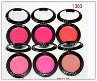 Wholesale Mineralize Blush 12g - Wholesale-FREE SHIPPING!NEW MINERALIZE BLUSH 12g (100pcs lot)