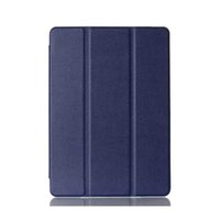 Wholesale Ipad Mini Smart Case Magnet - Custer Magnet Leather Retro Case For iPad Mini 4 mini4 Smart Stand Luxury Cover Case For iPad mini 4 Free Shipping by attop