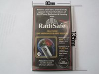 Wholesale Wholesale Sticker Manufacturers - 2015hot product Manufacturer real work Radisafe anti radiation sticker Shield Radiation 99% certificated by Morlab! 200pcs lot free shoping