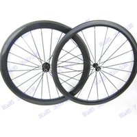 Wholesale Carbon Fiber Rims Bicycle - 700C Carbon Fiber Road Bike Wheels Toray T700 38mm 50mm Clincher Road Bicycle Wheels for Adults 20.5mm Rim Width 38 50C-20.5-20