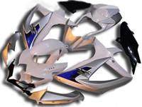 Wholesale same original - Same as Original injection ABS fairings for SUZUKI GSXR 600 750 2008 2009 2010 K8 GSXR600 GSXR750 08 09 10 GSX-R 600 750
