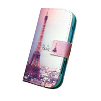 Wholesale Galaxy Trend Flip - S5Q Flip PU Leather Wallet Case Cover For Samsung Galaxy Trend Plus S7580 S7582 AAADTT
