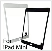 Wholesale Touch Panel Digitizer Glasstop Replacement for iPad Mini Touch Screen Touchpad Digitizer Glass