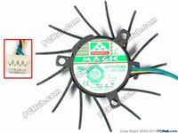 Wholesale line processor - Original MAGIC MGT7012YF-W20 0.43A 4 line card fan thermostat ball diameter 6.5 Pitch 32