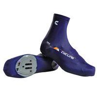 zapato de ciclo de carretera al por mayor-2017 Cheji Zapatillas de ciclismo Zapatos de bicicleta de la zapatilla antideslizante Cubierta MTB Botas de bicicleta / Bicicleta de carretera con cremallera OverShoes Accesorios de bicicletas