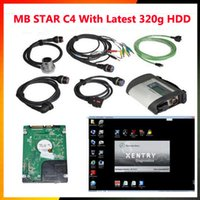 Compra Scanner Diagnostico Mercedes Benz-2017 09Software obd2 Scanner MB STAR C4 per Mercedes Benz C4 Multiplexer con software 320g HDD con Vediamo strumento diagnostico auto