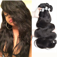 Wholesale Princess Hair Weave - Beautiful princess Brazilian Body Wave Bundles Remy Hair Natural Color Human Hair Weaving