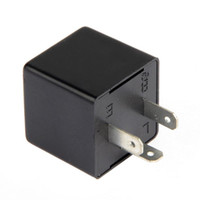 Wholesale New Pin Electronic Car Flasher Relay to Fix LED Light Blink Flash V Kpx G0125 W0