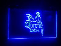 Wholesale Corona Neon - b-40 Corona Beer OPEN Bar Pub Club LED Neon Light Sign