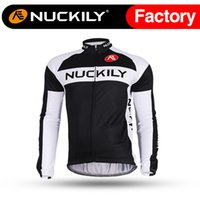 Wholesale Primal Xl - Nuckily Cycling primal design long sleeve jersey for men Nuckily men's simple design long sleeve top CJ132