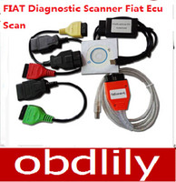 Neueste forfiat Scanner Diagnose-Tool Fiatecu Scan
