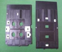 Wholesale Epson Tray - Free shipping PVC card tray ID card tray for Epson T50 R290 L800 R390 R270 R280 T60 P50 A50 R260 RX580 RX590