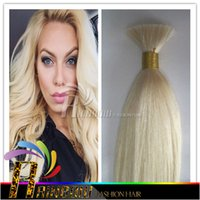 Wholesale Cheap Bulk Brazilian Hair - Cheap best quality human hair bulk 7A grade brazilian silky straight bulk human hair 100g per piece 3pcs lot free shipping