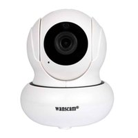 Wanscam Home Security IP Camera HD 1280x720 Cámaras WiFi inalámbricas 15 metros de visión nocturna CCTV Camera Baby Monitor vigilancia HW0021-1