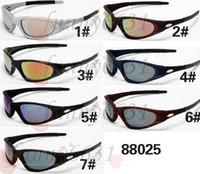 Wholesale Sunglasses Jackets - summer new fashion Unisex sports glass brands Straight Jacket Angling Specific Sunglass Fashion Designer Sports Sunglasses FREE SHIPPING