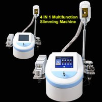 Wholesale Cavitation Equipment Prices - New Promotion fat freezing slimming machine body shape weight loss fat freeze slim equipment cavitation liposuction rf for sale good price