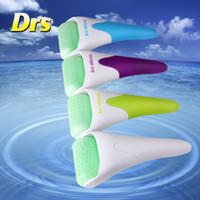 Wholesale Body Selling Massage - Ice derma roller with plastic head top quality manufacturer selling skin care derma roller for body massage