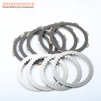 Wholesale Clutch Friction Plates - Steel and Friction Clutch Plates Kit for HONDA CBF125 CBF150