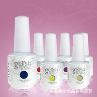 Wholesale Top Gel Polishes - Nail Gel Polish I DO Gelish Nail Top Coat Soak-off UV Gel Polish Led UV Gel Polish Led Nail UV Gel Lacquer Varnish Nail Art 15ml