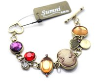 Wholesale Sumni Necklace - trade original single jewelry brand texture vintage woman sumni Bracelet B1068