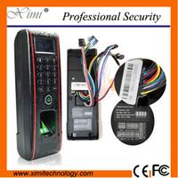 Wholesale Waterproof Fingerprint Access Control - Good quality TF1700 Waterproof biometric fingerprint access control fingerprint reader with TCP IP communication