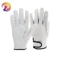 Wholesale Driver Gloves For Men - OLSON DEEPAK Pigskins Work Goves Factory Gardening Protective Work Glove For Men and Women Driver gloves 203
