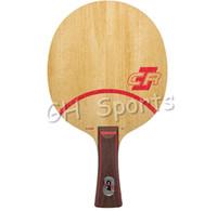 cuchillas stiga al por mayor-Al por mayor- Stiga Clipper Wood CR WRB CL-CR-WRB Cuchilla de tenis de mesa para raqueta de PingPong