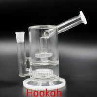 Wholesale Good Glass Cleaner - female 18mm joint glass pipes for smoking bong glass water pipe Clean glass hookah good cleaning