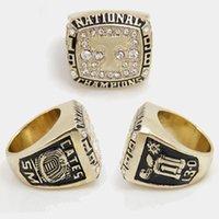 1998 ring großhandel-Freies Verschiffen Heißer Verkauf Mode Charming Gold 1998 Schwere Meisterschaft Ring Benutzerdefinierte Replik Ring Für Männer