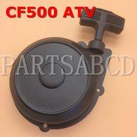 partes de arranque de retroceso al por mayor-Al por mayor- PARTSABCD HAND RECOIL STARTER PULL STARTER CF MOTO CF500 CF188 PIEZAS NO. 0180-092200