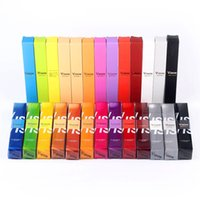 Vision Spinner II eGo Twist Battery13colors tension variable Batterie 1600 mAh 3.3V-4.8V Vision Spinner 2 pour eGo atomiseur 13 couleurs