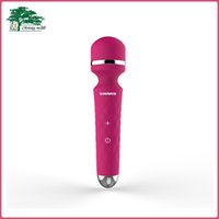 Wholesale Sex Toys For Christmas Gifts - Nalone USB Recharge 7 Speed AV Wand Body Massager Vibrator Masturbator Adult Sex Toy Sex Product For Women Christmas Gift