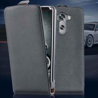 Wholesale Korea Flip Phone Case - Vintage Korea Style Genuine Leather Case For LG G3 D857 D858 D859 Ultra Thin Flip Mobile Phone Protective Cover For LG G3