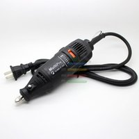 herramientas eléctricas dremel al por mayor-Nuevo kit de herramientas eléctricas de velocidad variable de la amoladora de la amoladora de Multipro para Dremel que envía libremente