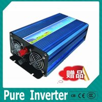 Wholesale peak inverter for sale - Group buy Factory Direct DC12V AC240V W Pure Sine Wave Inverter Peak Power W Off Grid Inverter