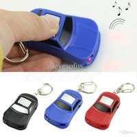 Control Key gros-LED Torch Whistle son Finder Locator Trouver les clés perdues Keychain
