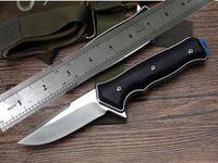 Wholesale traditional pocket knifes resale online - CR tactical folding knife d g10 handle D2 blade Traditional pocket knife