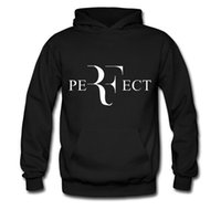 Wholesale Tennis Models Female - New winter spring sweater Tennis Roger Federer PERFECT male and female models SWEATERSHIRT 6 colour pullover jacket