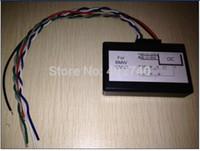 Wholesale Cic Emulator - Wholesale-2014 For BMW CIC retrofit adapter emulator video in motion,navi,voice control activation for E7X X5 X6 E70 E71