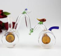 narguilé achat en gros de-Vente en gros - Vélo forme - verre narguilé fumer pipe Vente en gros - Vélo forme - verre narguilé fumer pipe - vaporisateur vaporisateur