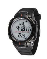 Wholesale Drop Shipping Free Electronics - New Fashion Sports Men Wrist Watch LED Electronic Digital Watch Waterproof SYNOKE Brand Watches Drop Free Shipping