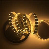 Wholesale Double Rows Waterproof Led Strip - Double row 5630 SMD led strip light 120LEDs m white warm white non-waterproof DC 12V SUPER Bright DIY led ribbon