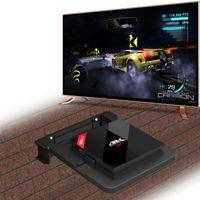 suporte para digital venda por atacado-Caixa de TV Android Wall Mount Set Top Box Suporte Monta Suporte Digital DVD Mount Router Titular para H96 Pro + T95Z Mais CSA93