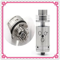 Wholesale Lastest E Cigarette - Silverplay rba tank 2015 lastest popular e cigarette atomizer SLIVERPLAY RDA VS Orchid taifun gt atty3 rh rda nuke lowpro rda