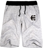 Wholesale Usa Pants Mens - Free shipping New Arrivals USA hip-hop skateboard Tide brand arrow Mens   Women Casual shorts neutral Cotton Blend Short pants Size: xxs-4XL