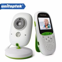 Wholesale Wireless Video Intercom Monitors - VB602 Wireless 2.0 inch Video Color Baby Monitor Security Camera Baby Nanny Intercom Night Vision Temperature Monitoring