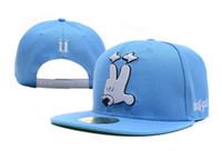 snapback chapéus unkut venda por atacado-Chegada nova Unkut Snapback chapéu boné em azul barato bonés homens e mulheres de impressão plana bonés de beisebol hip hop chapéu ocasional para o transporte livre