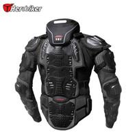 добавить куртки оптовых-HEROBIKER мотоцикл броня куртка мотокросс гонки езда Offroad защитное снаряжение телохранители спорта на открытом воздухе добавить шеи Prodector